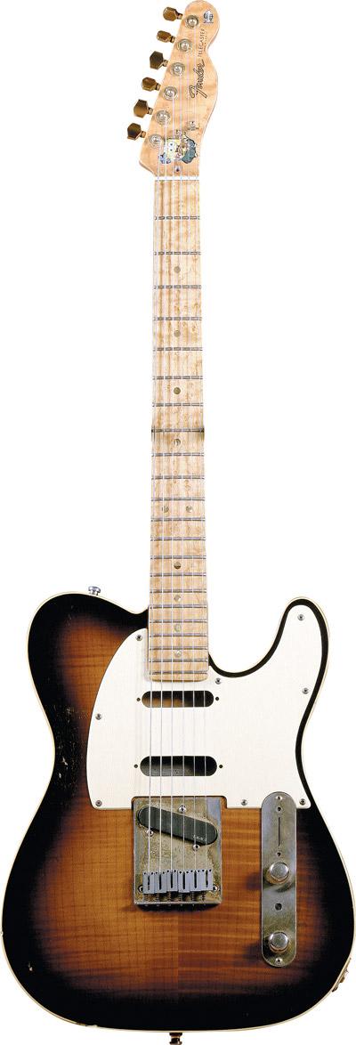 Keith Urban Vintage Guitar Magazine