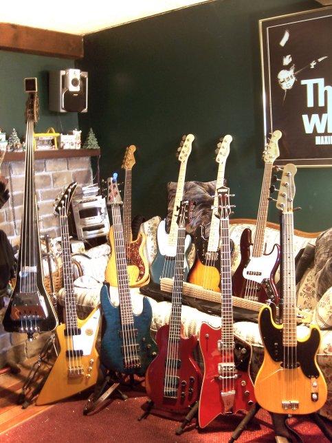 Basses Loaded Vintage Guitar 174 Magazine